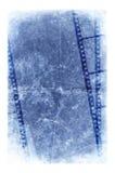 老胶卷画面 免版税库存照片