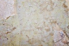 老膏药,灰色膏药,灰色墙壁,墙壁,褴褛墙纸,镭 库存照片