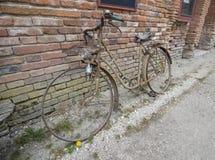 老自行车 库存图片