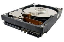 老艰苦磁盘驱动器 库存照片