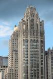 老芝加哥 免版税库存图片