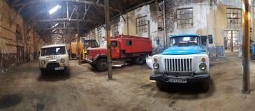 老苏联卡车 库存图片