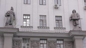 老苏联政府大厦 股票录像
