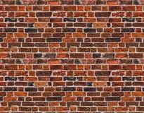 老英国砖 免版税库存图片