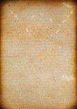 老菜单的空白的背景与葡萄酒的 库存照片