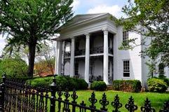 老萨利姆, NC :贝洛豪宅 免版税库存图片