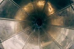 老葡萄酒留声机,抽象音乐减速火箭的背景垫铁报告人  免版税库存图片