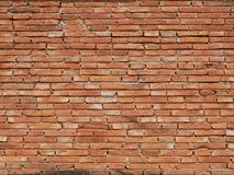 老葡萄酒砖墙纹理设计 倒空介绍和网络设计的红砖背景 很多空间为 图库摄影