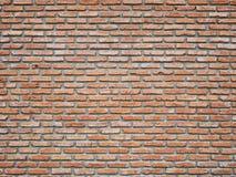 老葡萄酒砖墙纹理设计 倒空介绍和网络设计的红砖背景 很多空间为 免版税库存照片