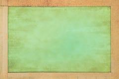 老葡萄酒纸框架背景,脏的纸纹理backgro 免版税库存图片