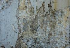 老葡萄酒腐朽的墙壁纹理 库存照片