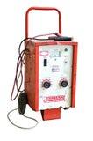老蓄电池充电器 免版税库存照片