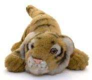 老虎玩具 库存图片