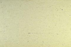 老被回收的纸纹理 免版税图库摄影