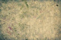 老被弄脏的和被破坏的墙壁纹理 免版税库存照片