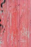 老被构造的难看的东西和生锈的墙壁 库存图片