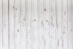 老被绘的木板背景  免版税库存照片
