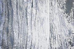 老被绘的木背景 免版税库存照片