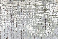 老被绘的木背景 图库摄影