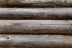 老被风化的委员会采伐样式纹理土气自然颜色古色 免版税库存图片