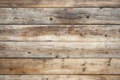 老被风化的木墙壁背景光自然杉木 免版税库存照片
