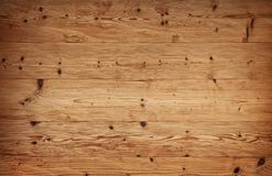 老被风化的棕色木板条背景  图库摄影