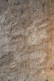 老被风化的石墙 免版税库存照片