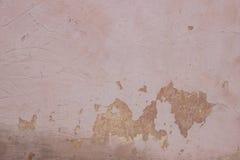 老被绘的墙壁可能为背景使用 免版税库存图片