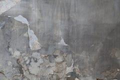 老被绘的墙壁纹理背景 图库摄影