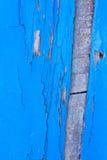 老被绘的小船片断  库存图片
