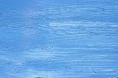 老被绘的木墙壁纹理或背景 库存图片