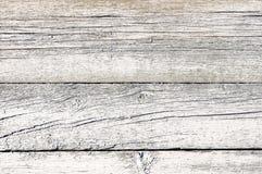 老被绘的木板条难看的东西背景  免版税图库摄影