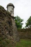 老西班牙堡垒在巴拿马 库存图片