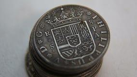 老西班牙硬币的汇集 股票录像
