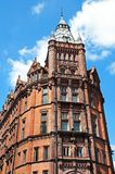 老谨慎大厦,诺丁汉 免版税库存照片