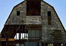 老谷仓 库存图片