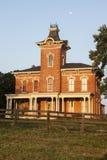 老豪宅在Chatham 免版税库存图片