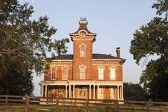 老豪宅在Chatham 库存图片