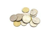 老货币 免版税库存图片