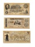 老货币 库存照片