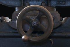 老轮子 免版税库存图片