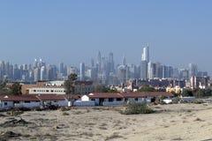 老迪拜 免版税图库摄影