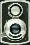 老透镜 免版税库存照片