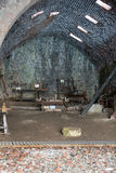 老造船厂在阿拉尼亚 库存图片