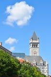 老邮局大厦,华盛顿特区美国 免版税库存图片