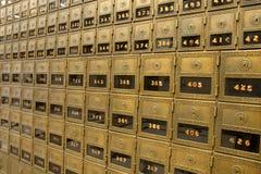 老邮箱 免版税库存图片