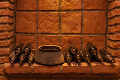 老酒穹顶在乔治亚 免版税库存图片