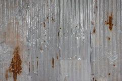 老金属板屋顶纹理 老金属板的样式 金属板纹理 免版税图库摄影