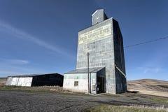 老金属结构在东华盛顿 免版税图库摄影