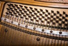 """老钢琴†""""细节 免版税库存照片"""
